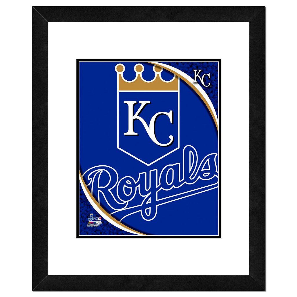 Kansas City Royals Framed Logo