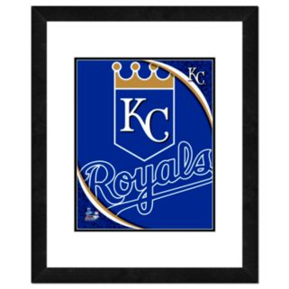 Kansas City Royals Framed Logo