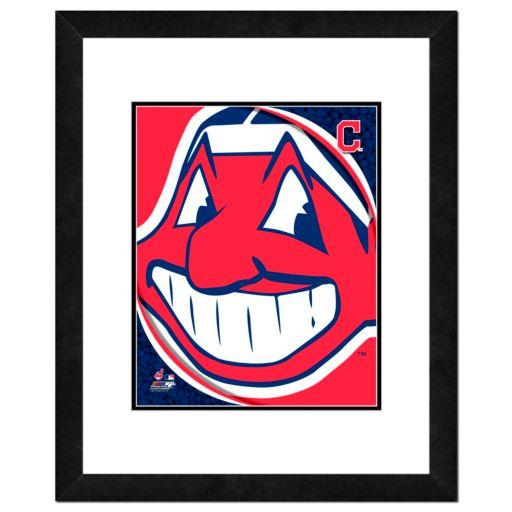 Cleveland Indians Framed Logo