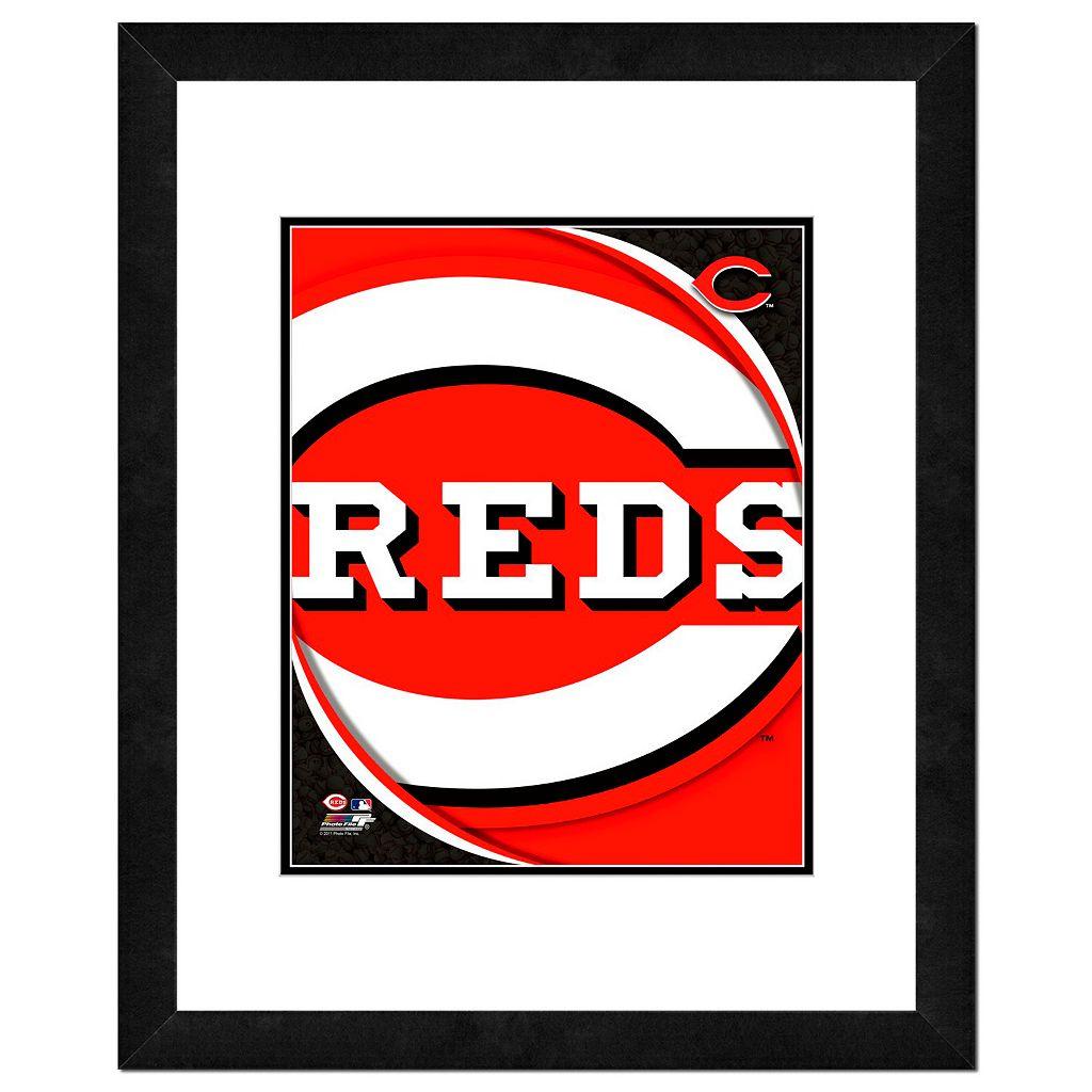 Cincinnati Reds Framed Logo