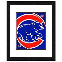 Chicago Cubs Framed Logo