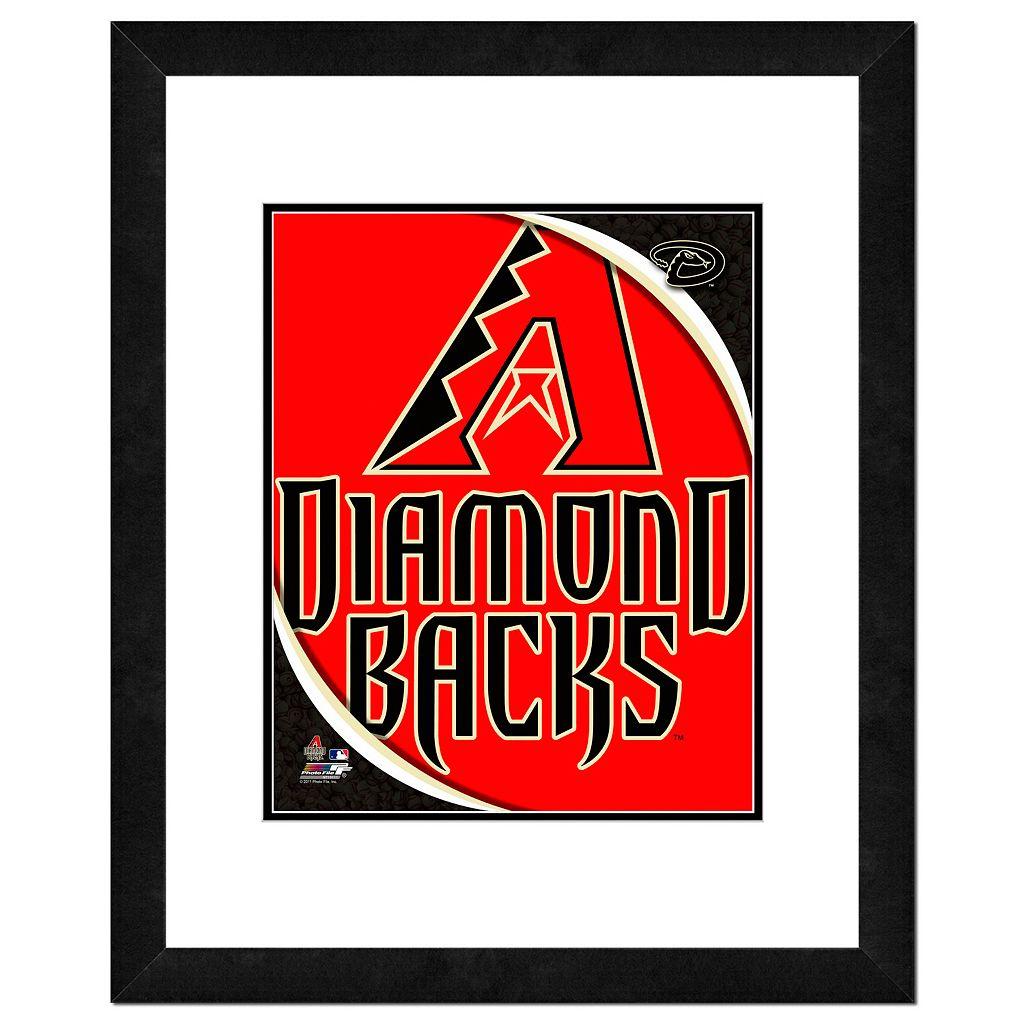 Arizona Diamondbacks Framed Logo