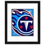 Tennessee Titans Framed Logo