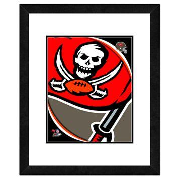 Tampa Bay Buccaneers Framed Logo