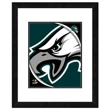 Philadelphia Eagles Framed Logo