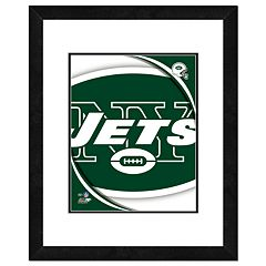 New York Jets Framed Logo