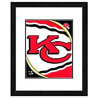 Kansas City Chiefs Framed Logo
