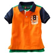 Chaps Colorblock Polo - Baby