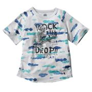 Rock and Republic Rock Till You Drop Raglan Tee - Boys 4-7x