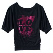 Mudd Love Top - Girls Plus