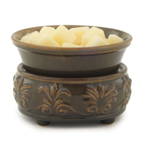 Candle Warmers Etc. Ceramic Candle Warmer and Dish