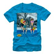 Beavis and Butt-head Poolside Tee - Men