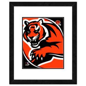 Cincinnati Bengals Framed Logo