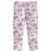 Jumping Beans Floral Leggings - Toddler