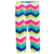 Jumping Beans Zigzag Striped Leggings - Toddler