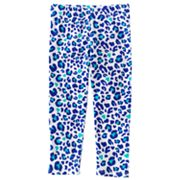 Jumping Beans Cheetah Leggings - Toddler
