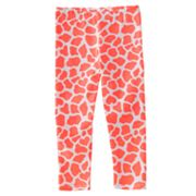 Jumping Beans Giraffe Leggings - Toddler