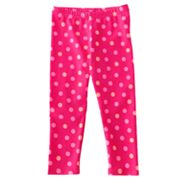 Jumping Beans Polka-Dot Leggings - Toddler