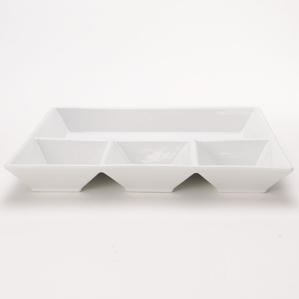 Food Network™ 4-Section Dish