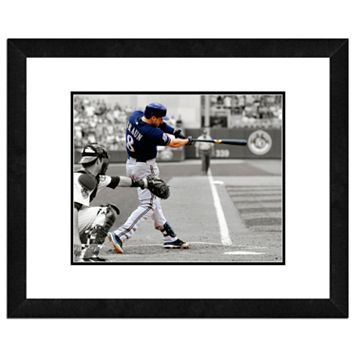 Ryan Braun Framed Player Photo