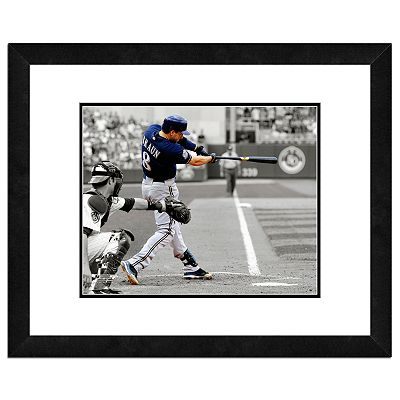 Ryan Braun Framed Player Photo