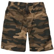 Carter's Camouflage Woven Shorts - Toddler