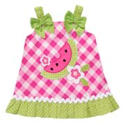 Youngland Watermelon Sundress - Newborn
