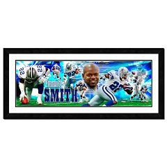 Emmitt Smith Framed Player Photoramic