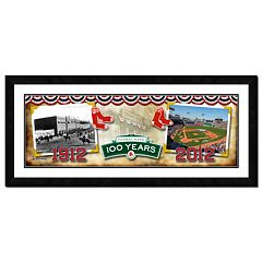 Fenway Park 100th Season Framed Photoramic