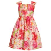 Bonnie Jean Floral Dress - Girls 4-6x