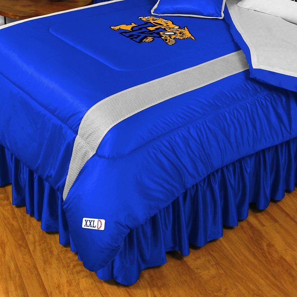 Kentucky Wildcats Comforter - Full/Queen