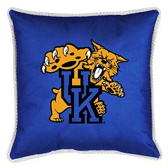 Kentucky Wildcats Decorative Pillow