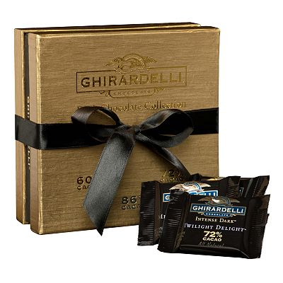 Ghirardelli Intense Dark Gift Box