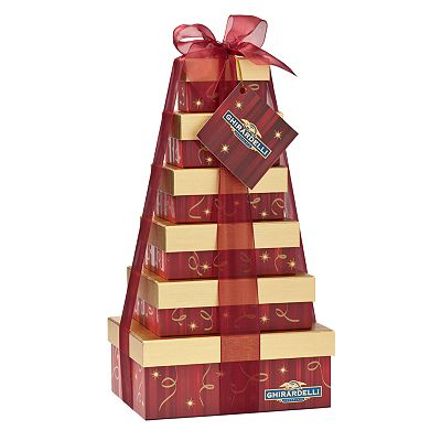 Ghirardelli 6-Tier Seasonal Tower