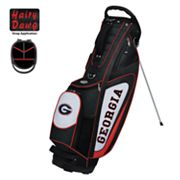 Team Effort Georgia Bulldogs Gridiron II Golf Bag