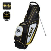 Team Effort Iowa Hawkeyes Gridiron II Golf Bag
