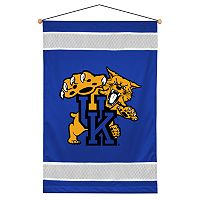 Kentucky Wildcats Wall Hanging