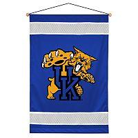 Kentucky Wildcats Wall Hanging
