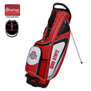 Team Effort Ohio State Buckeyes Gridiron II Golf Bag