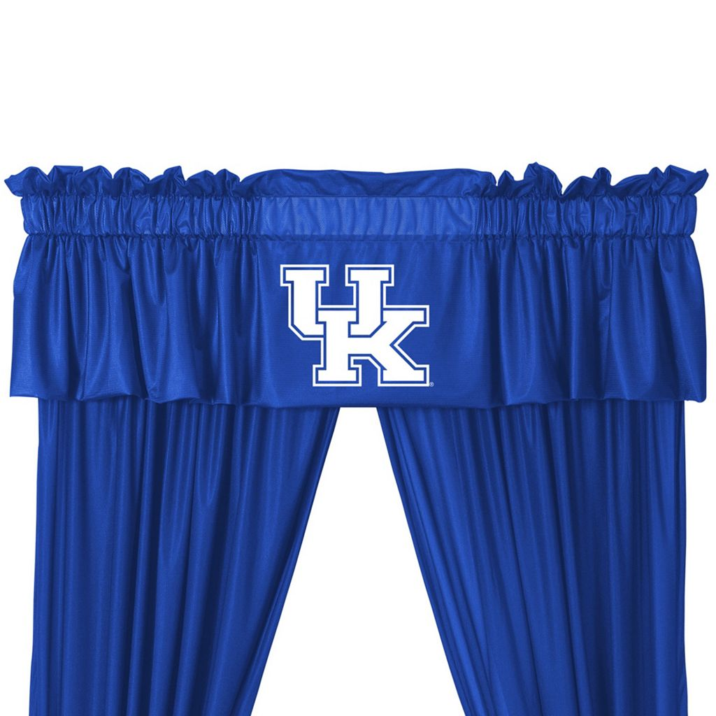 Kentucky Wildcats Valance - 14'' x 88''