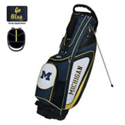 Team Effort Michigan Wolverines Gridiron II Golf Bag