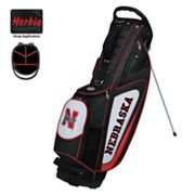 Team Effort Nebraska Cornhuskers Gridiron II Golf Bag
