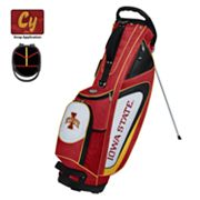 Team Effort Iowa State Cyclones Gridiron II Golf Bag