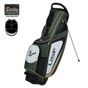 Team Effort South Florida Bulls Gridiron II Golf Bag