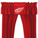 Detroit Red Wings Window Valance - 14'' x 88''