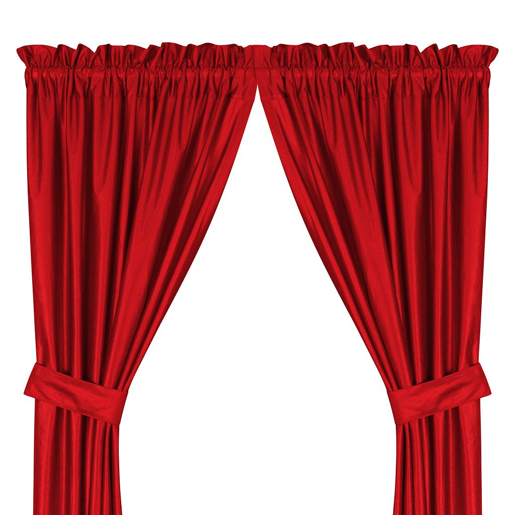 Detroit Red Wings Drapes - 82'' x 63''