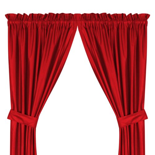 """Detroit Red Wings Drapes – 82"""" x 63"""""""