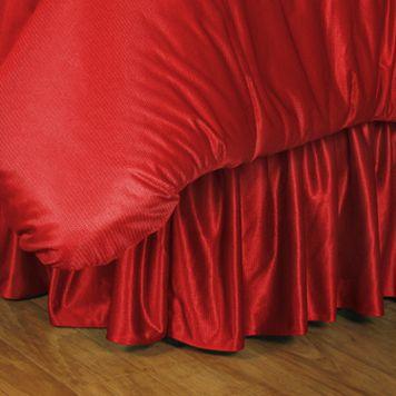 Detroit Red Wings Bedskirt - Full