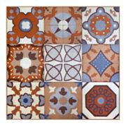 Barcelona Tile Wall Art