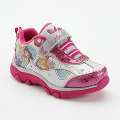 Disney Princess Light-Up Athletic Shoes - Toddler Girls